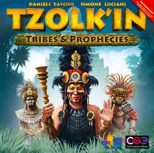 Tzolkin - Tribes & Prophecies (PL) | Rebel